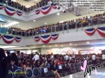 Fans packed SM Megamall on June 14, 2013