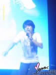 Yonghwa when he was at the right ramp.. so close. Argh!